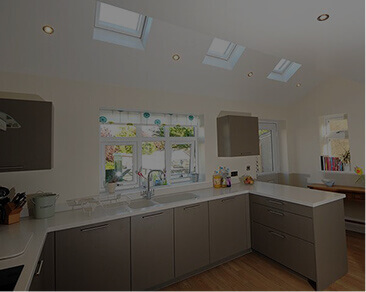 Open plan family Kitchen extension