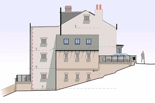 12-002-Pro-Side-Elevation