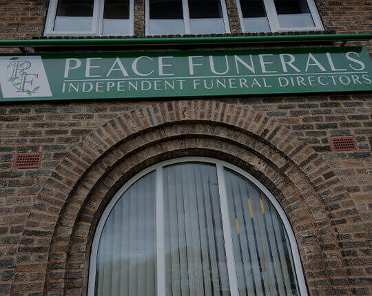 Conversion + refurb to funeral home
