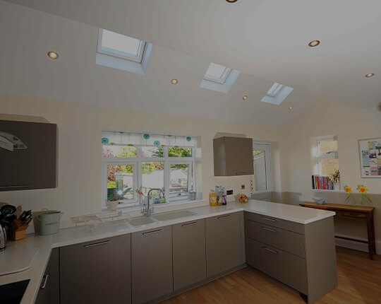 House extensions – open plan Kitchen / Diner