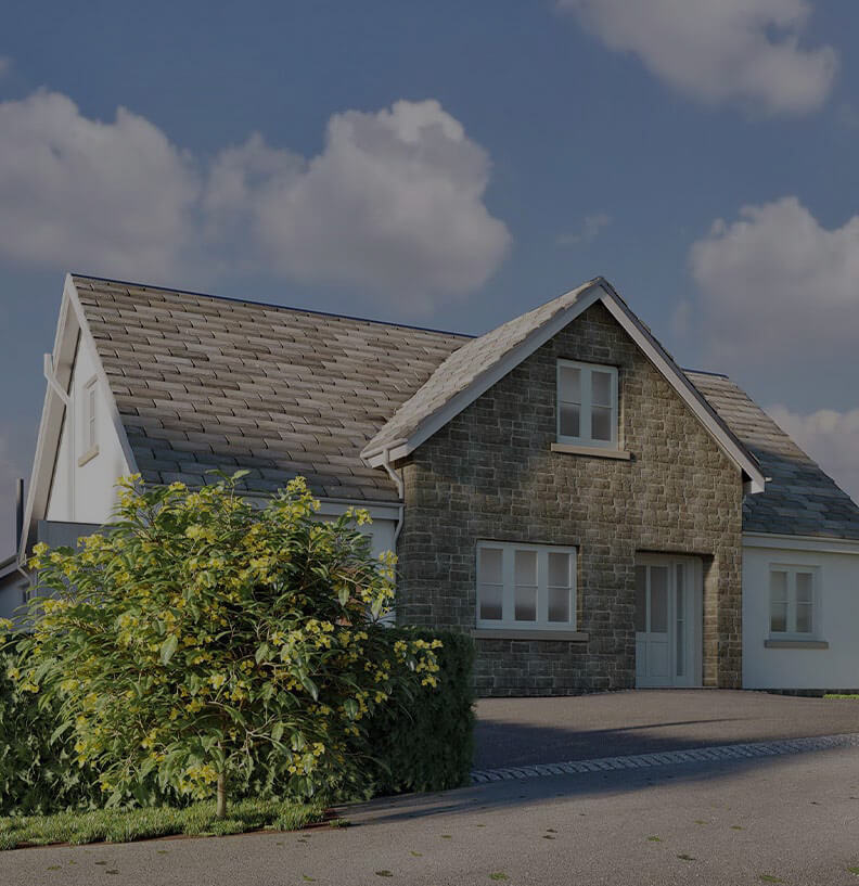 Would you like the energy efficiency + comfort + security that a bespoke new house can offer you + your family ?