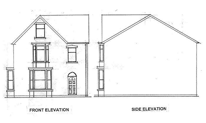 Example image of bad quality architectural design