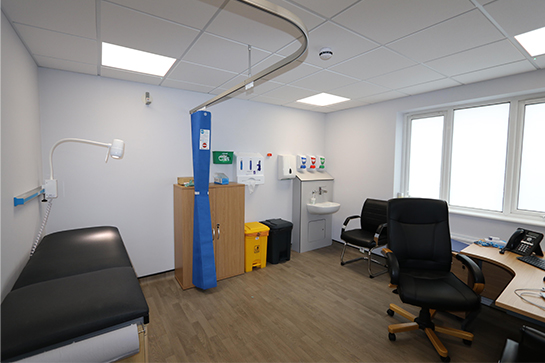 Brian – Marston Surgery, Bedfordshire, MK43