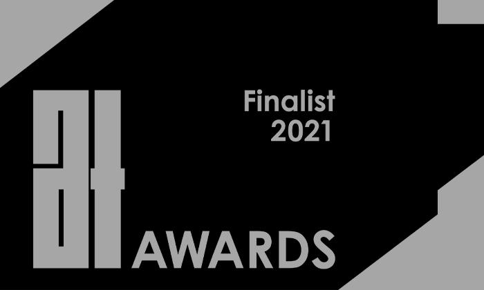 Shortlisted for international architectural design award